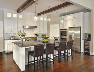 Modern Kitchen Design Build Dallas