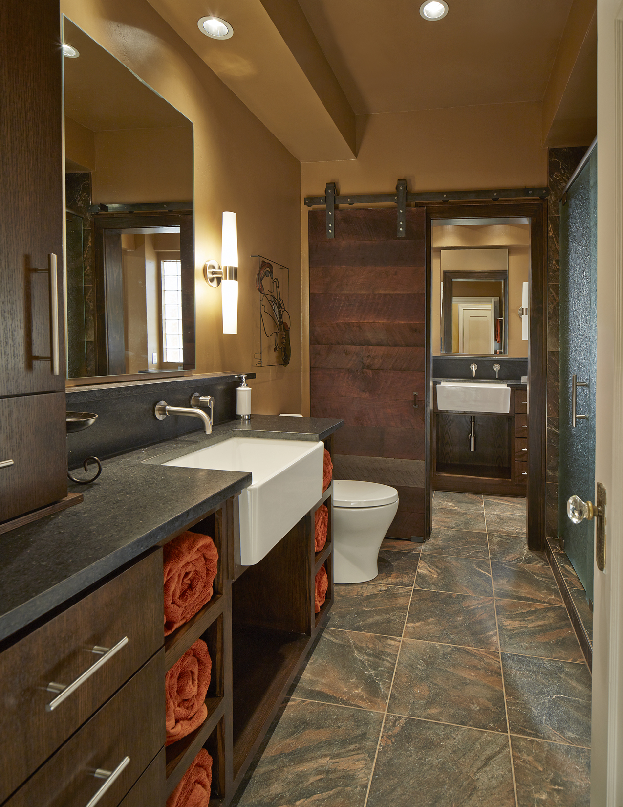 Inspired Tubless Dallas Bathroom Remodel Bathroom Remodeling - Bathroom renovation dallas