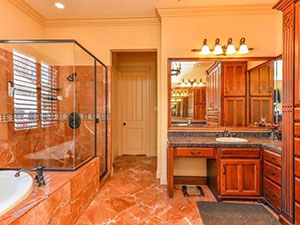 Arlington Bathroom Remodel Usi Remodeling